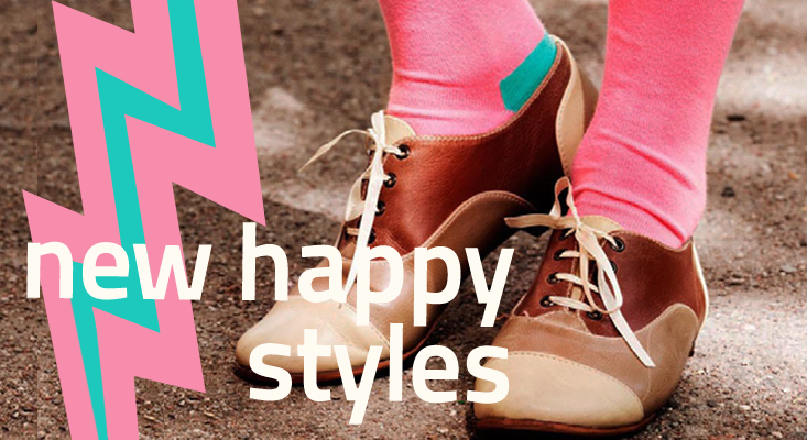 Get happy styles now!