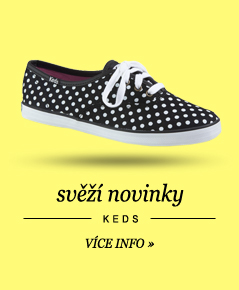 Ochutnejte z jarnch novinek Keds!