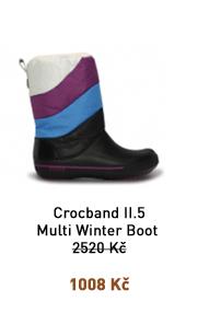 CROCBAND II.5 MULTI WINTER BOOT