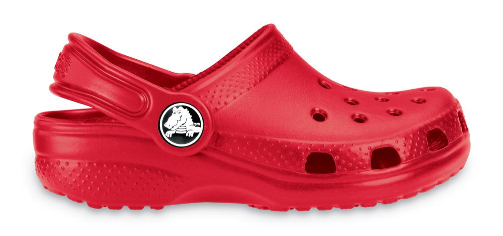 Crocs Classic Kids Red C6/7