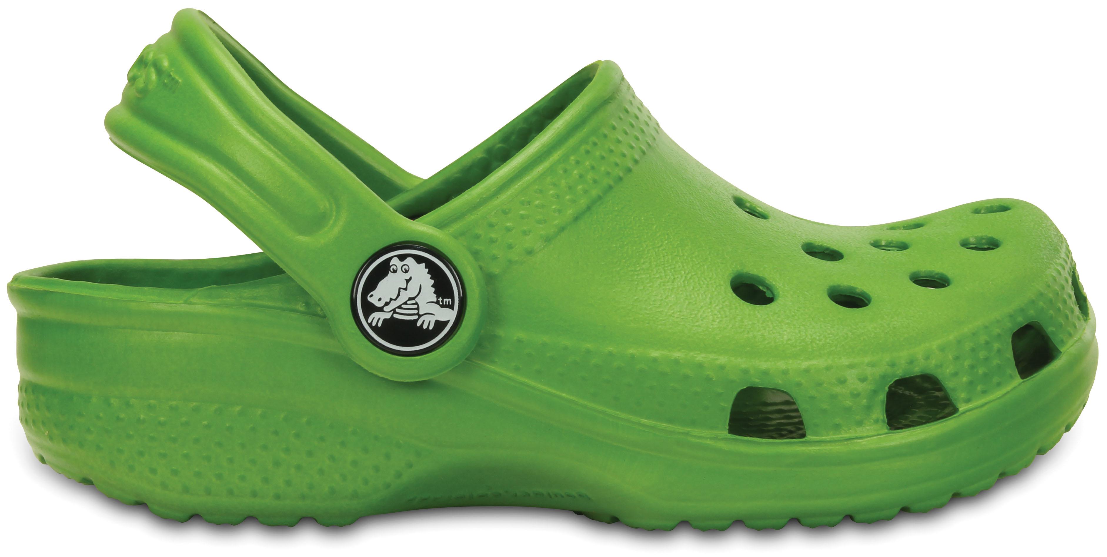 Crocs Classic Kids - Parrot Green C6C7