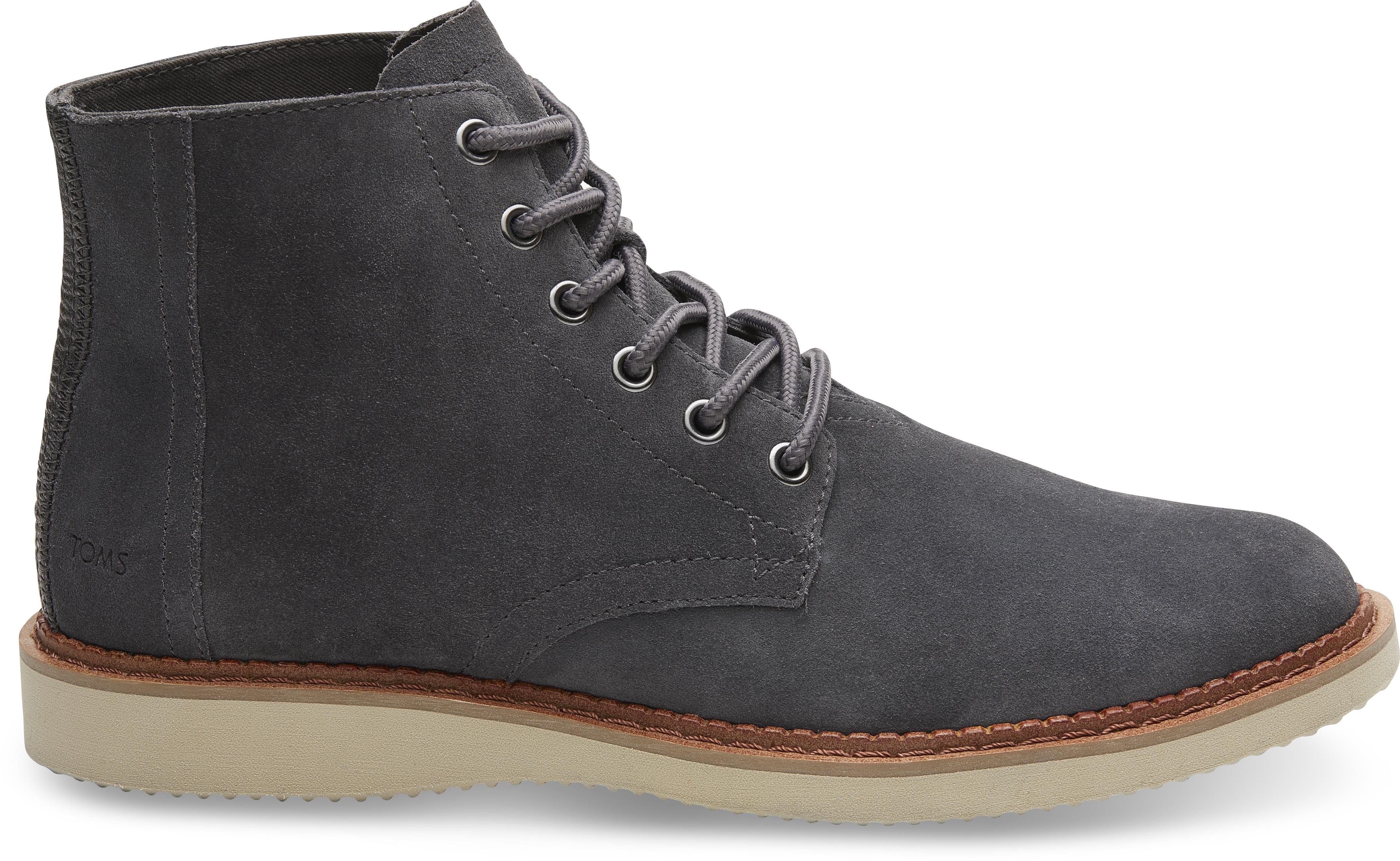 Pánské šedé kotníkové boty TOMS Porter 11/44