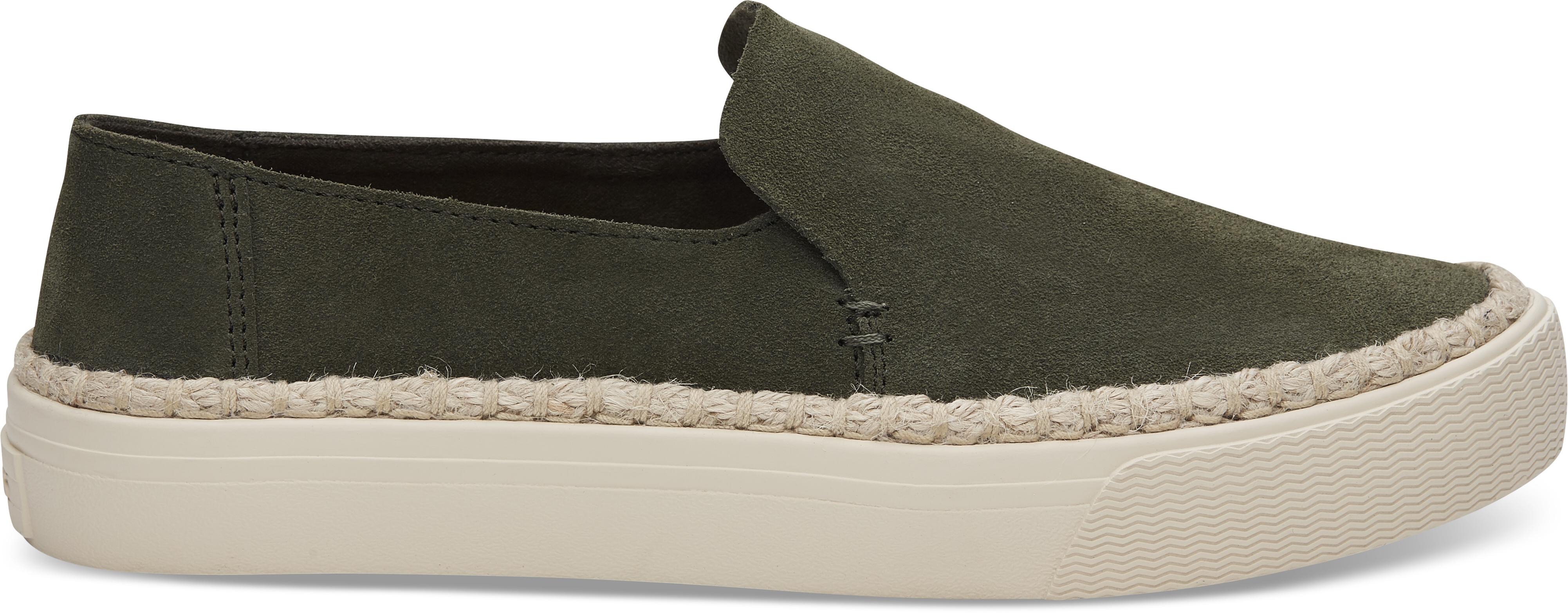 Pine Suede/Rope - 5,5/36