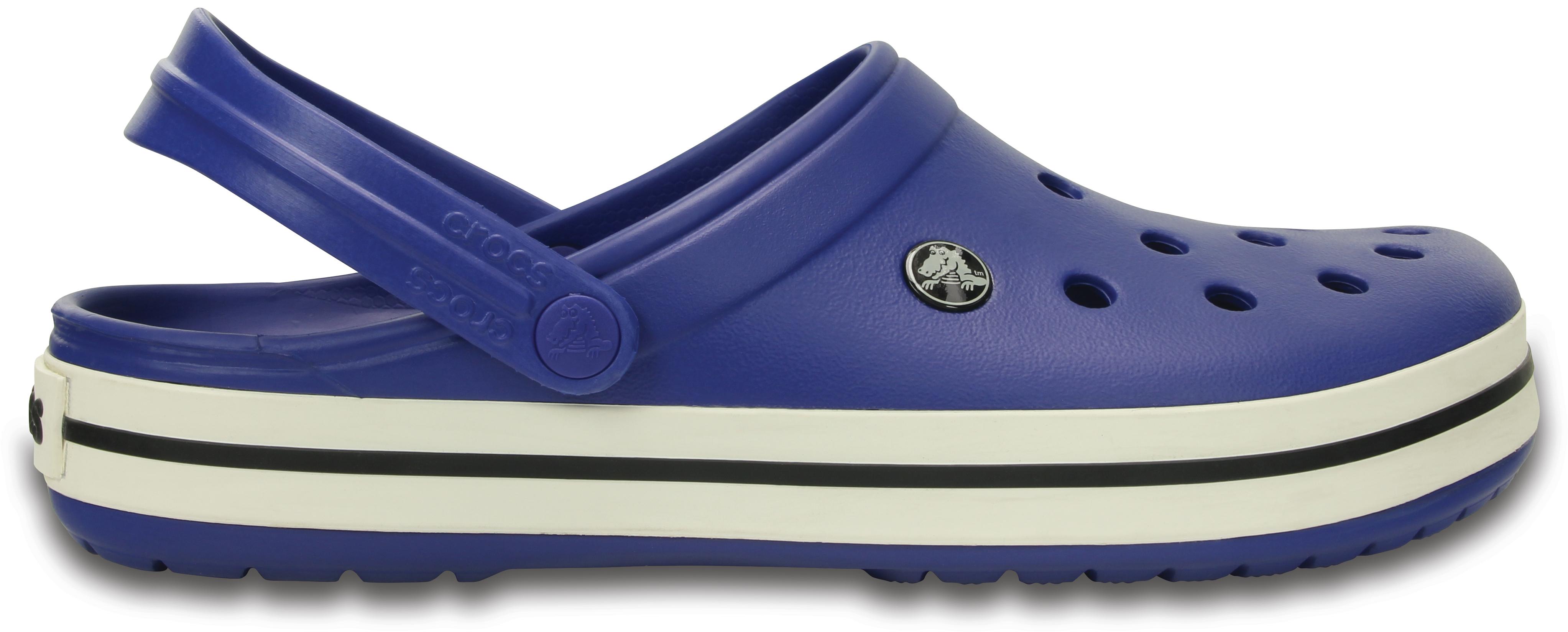 Crocs Crocband - Cerulean Blue/Oyster M5/W7