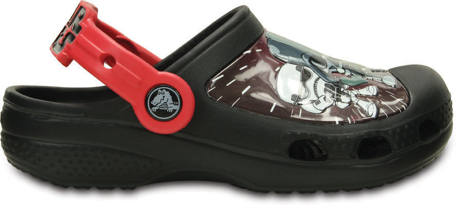 Crocs CC Star Wars Darth Vader Clog-Black C8/C9