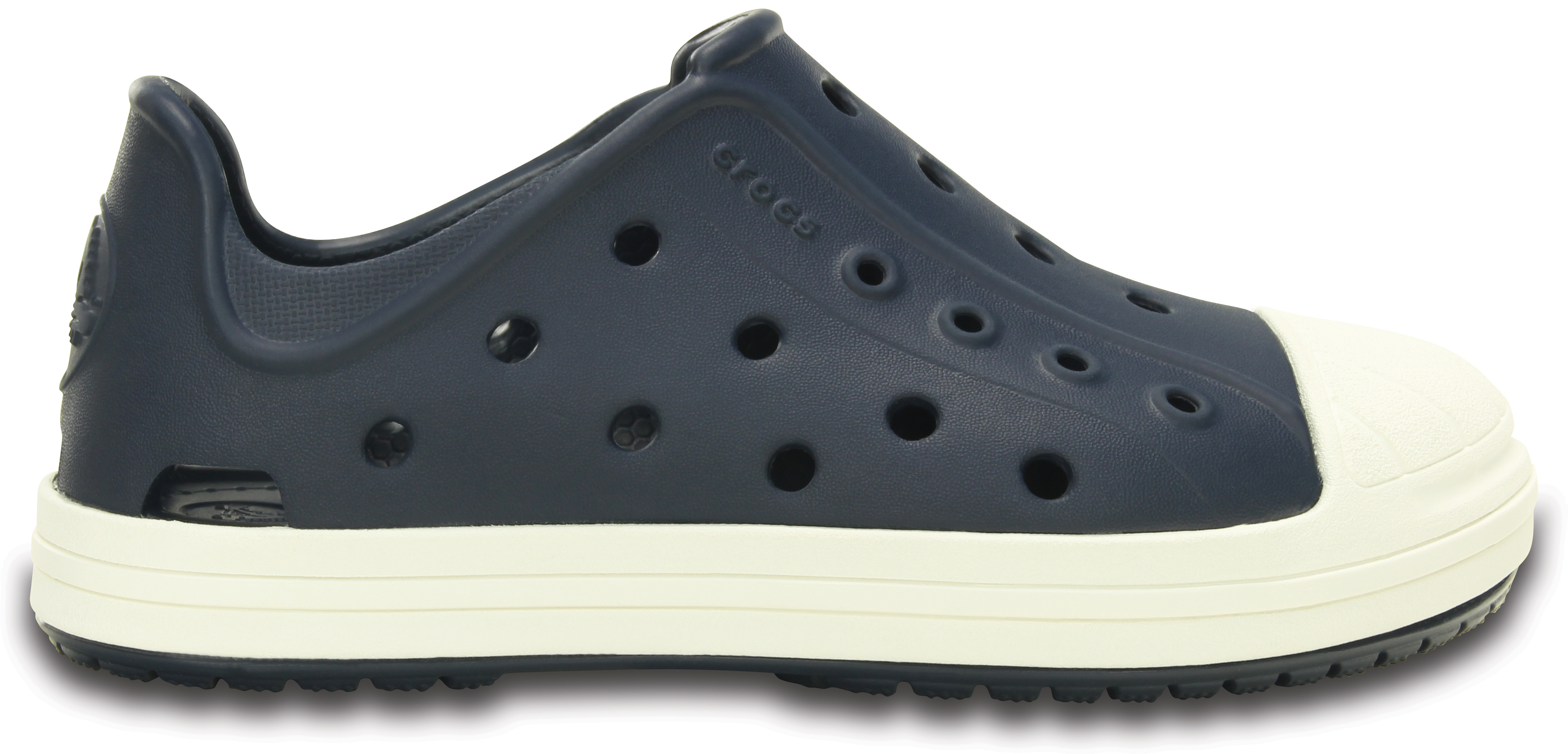 Crocs Crocs Bump It Shoe Kids - Navy/Oyster C7