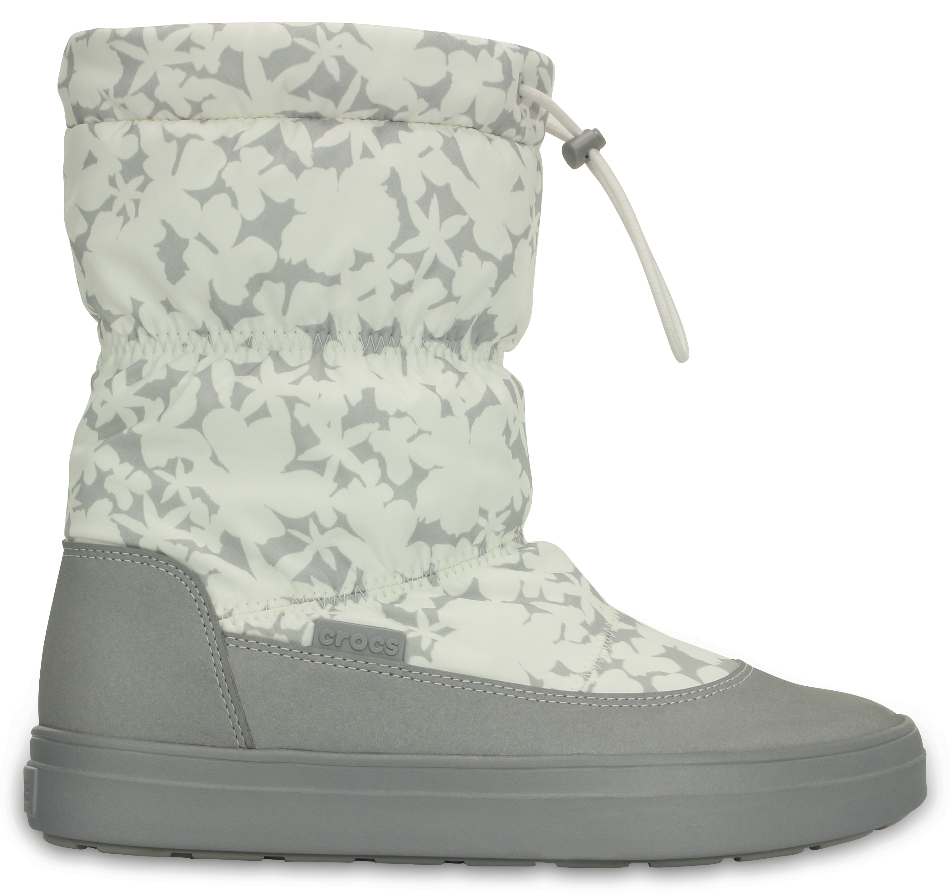 Crocs LodgePoint Pull-on Boot W - Oyster W7
