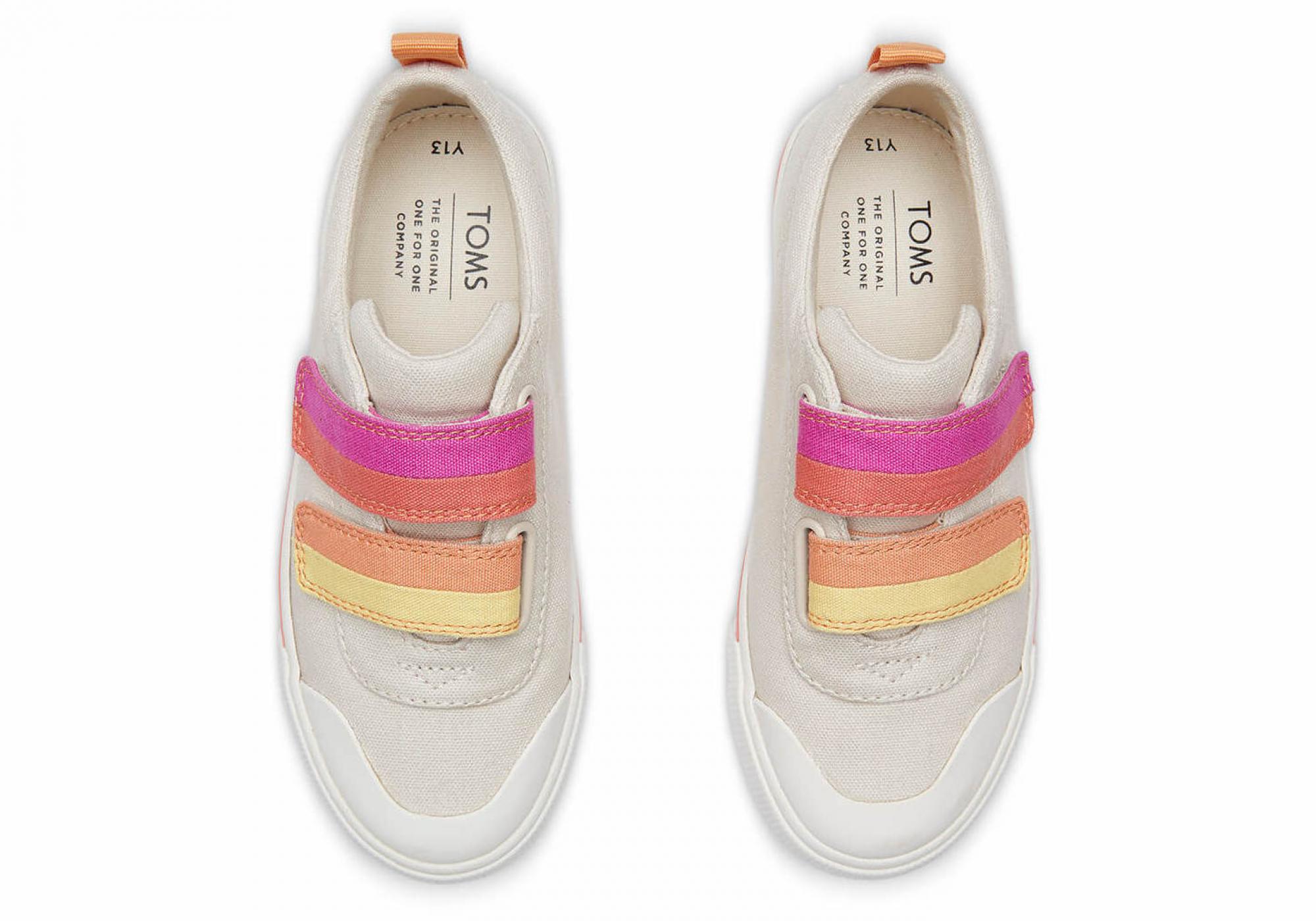 4881137bb5 Dětské béžové tenisky TOMS Youth Doheny Sneakers
