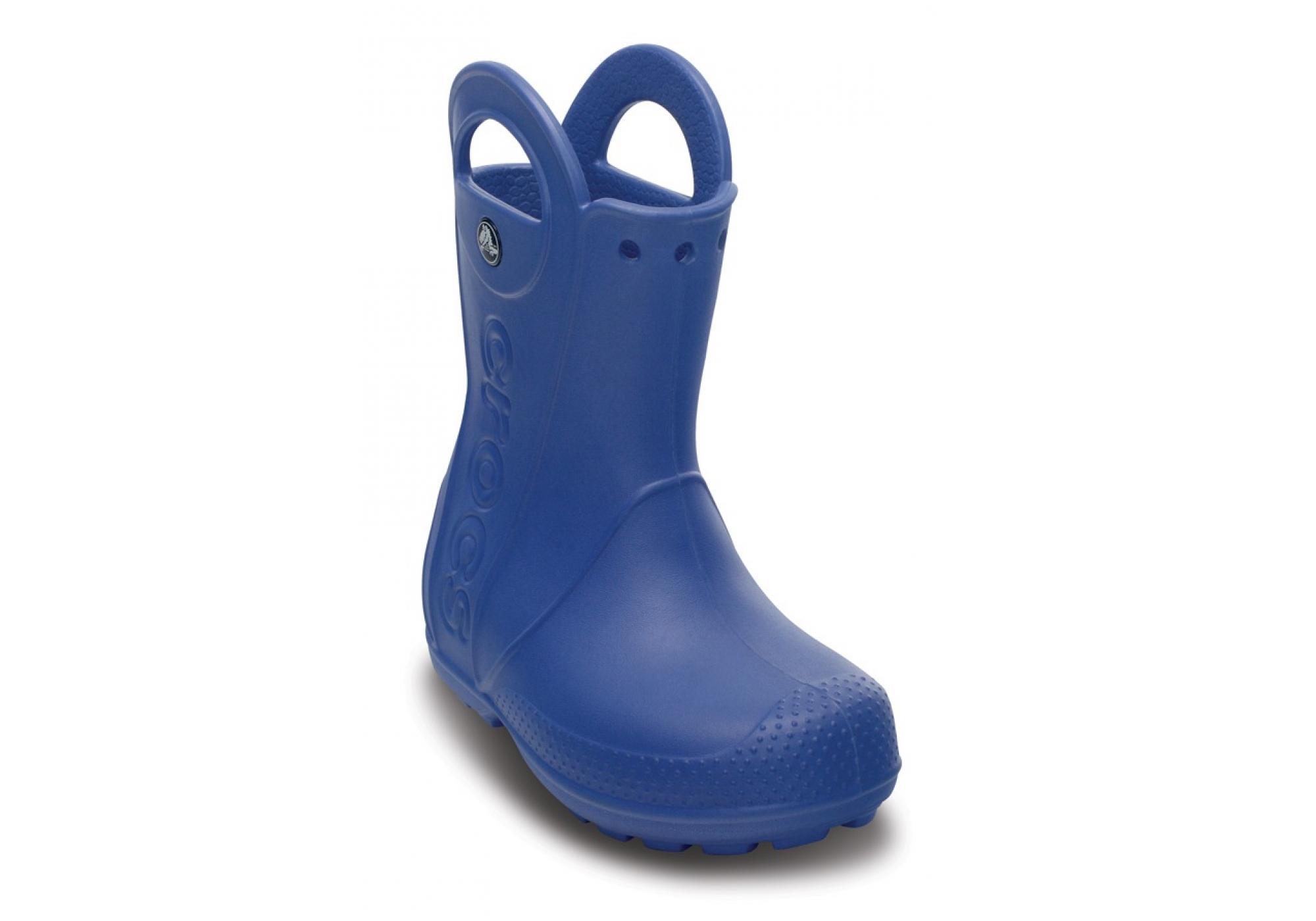 dětské holínky Crocs Handle It Rain Boot Kids  cb90d2b5f9