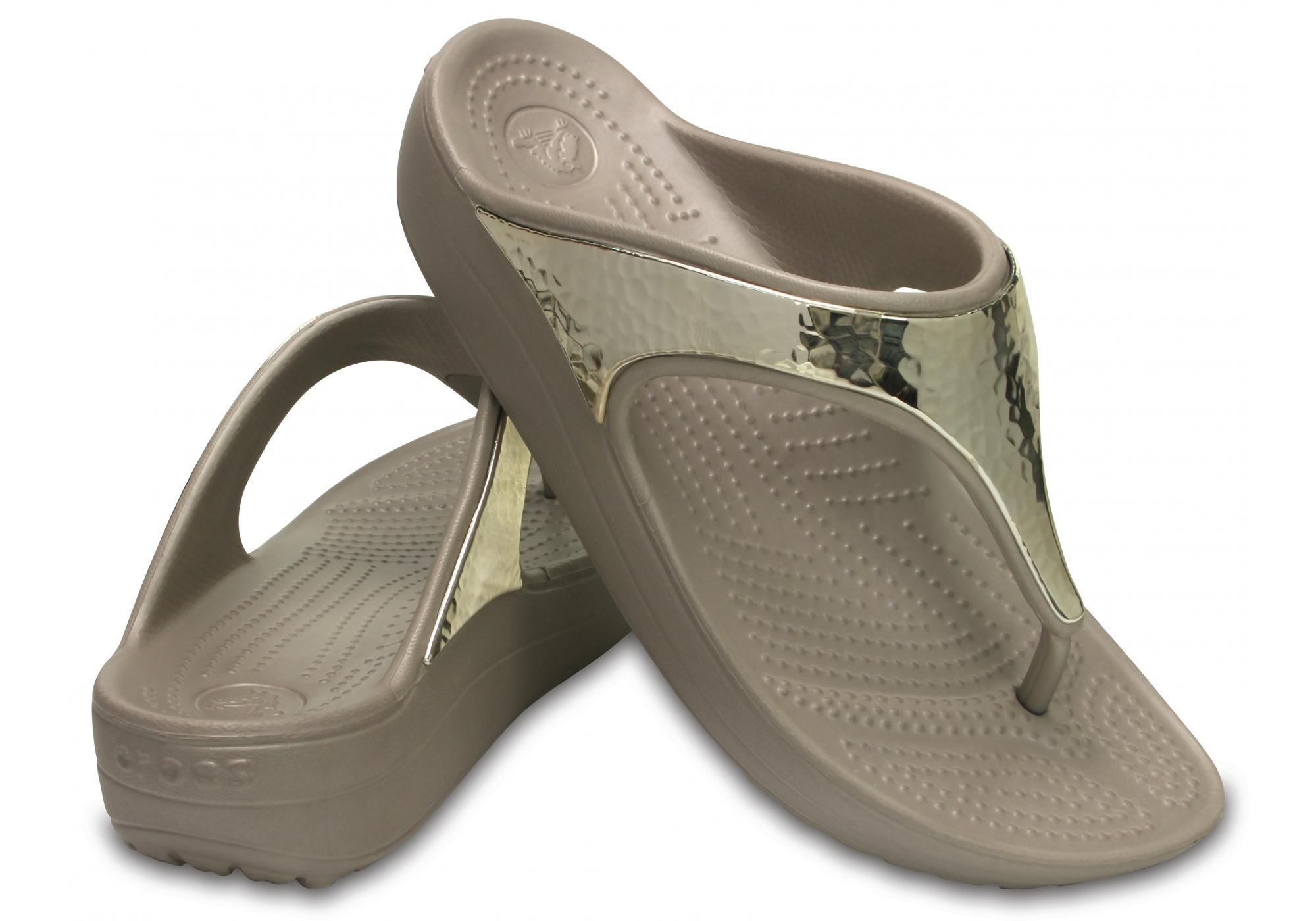 9166913a366 dámské žabky Crocs Crocs Sloane Embellished Flip
