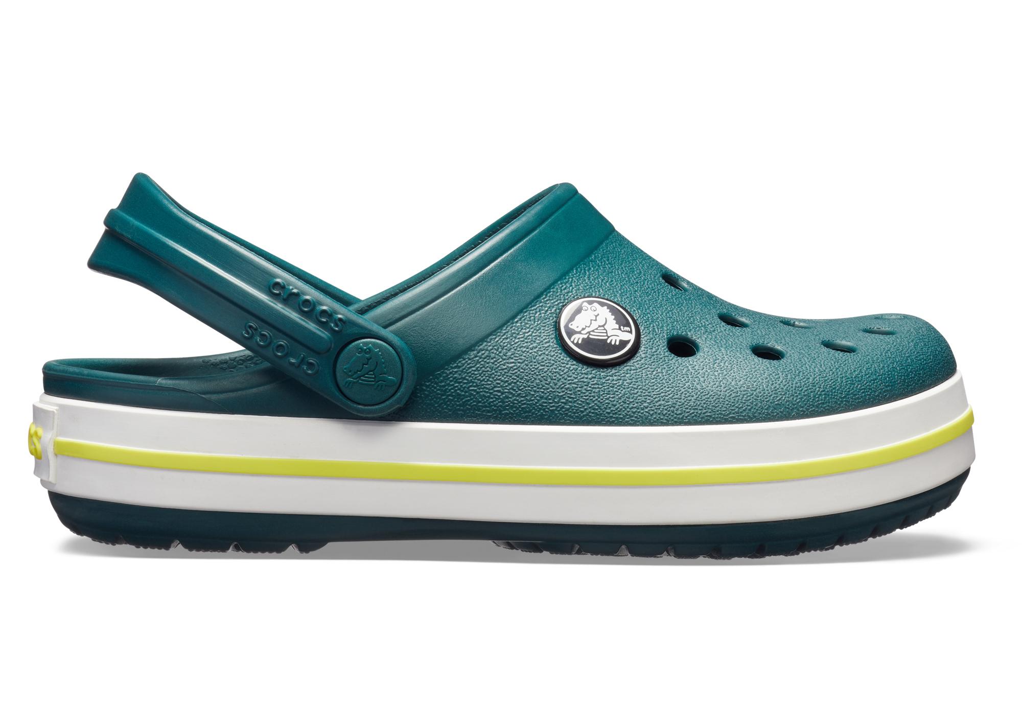 7b82a20637e dětské pantofle Crocs Crocband K