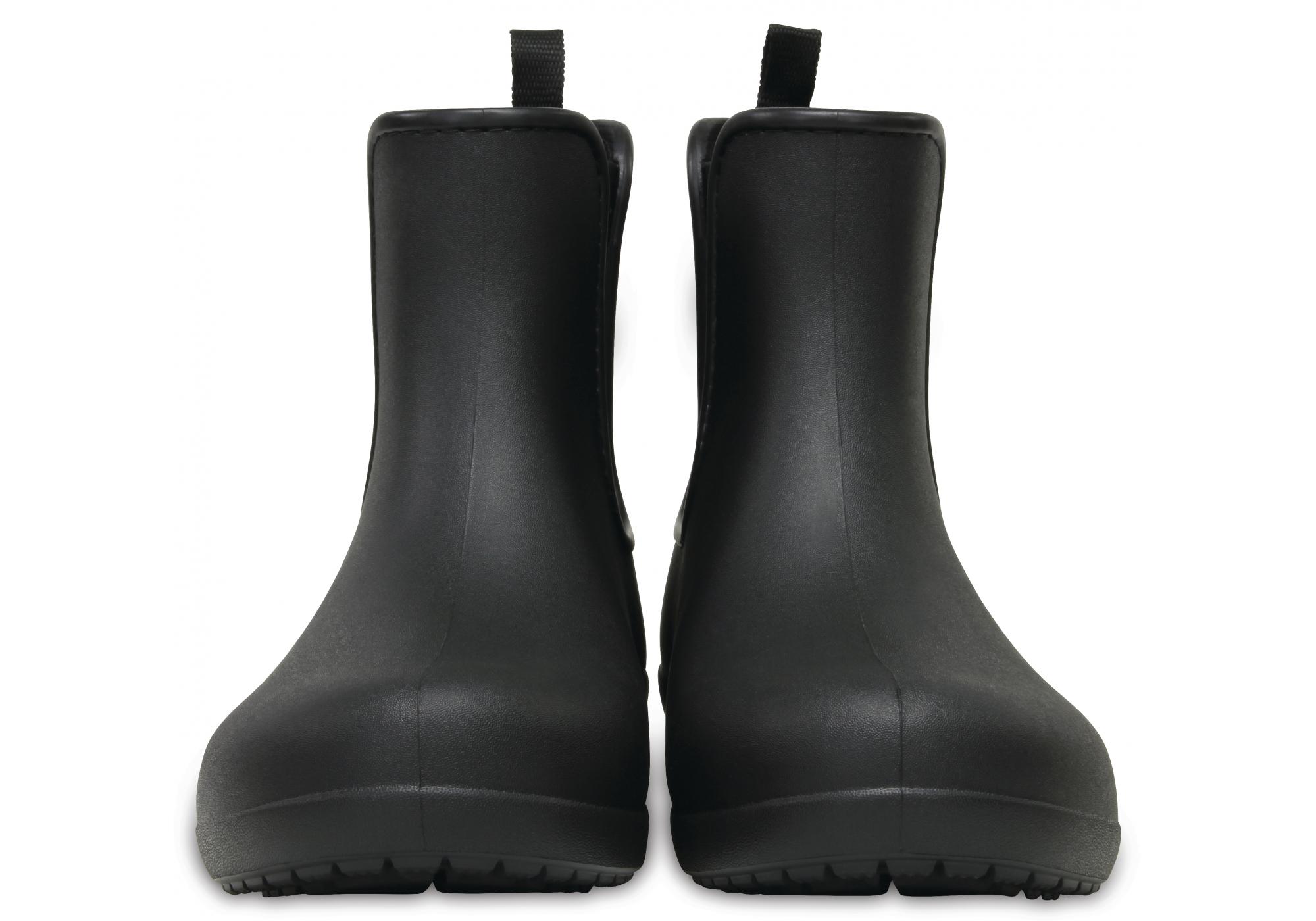 dámské holínky Crocs Crocs Freesail Chelsea Boot W  7f602d7b79