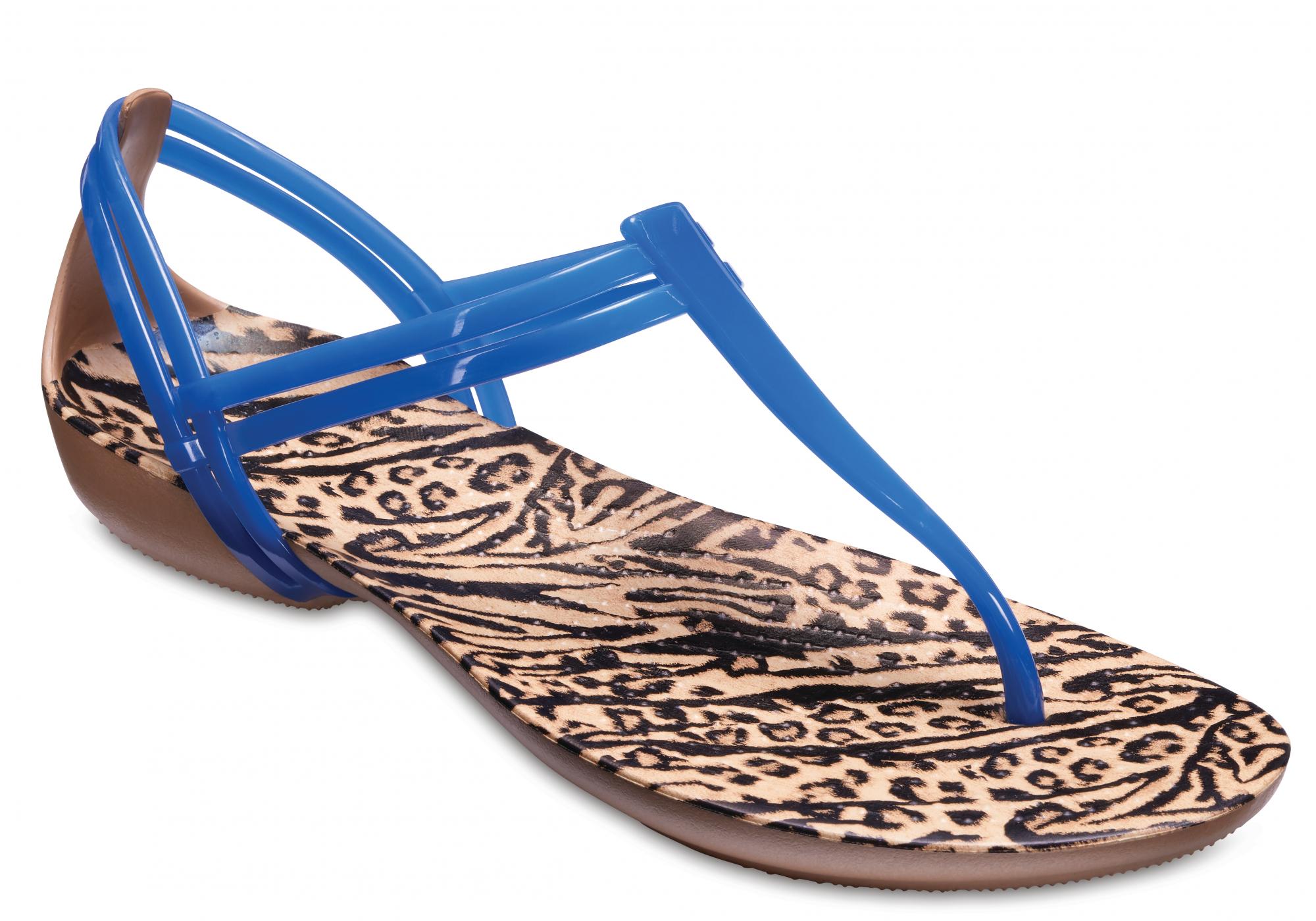 dámské sandály Crocs Crocs Isabella Graphic Ttrap  6a982323b2