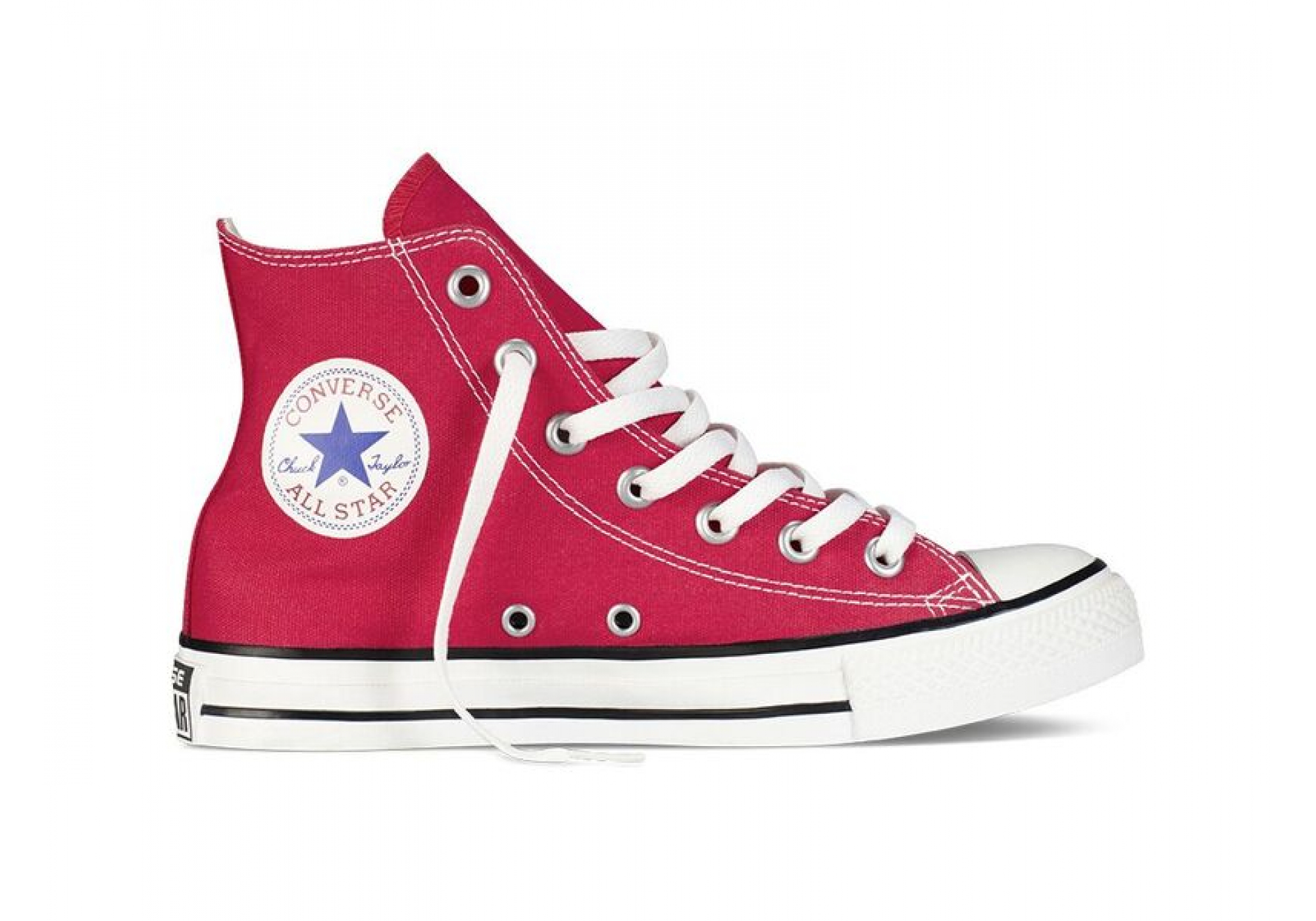 červené Converse Chuck Taylor All Star Hi  4e871d245e