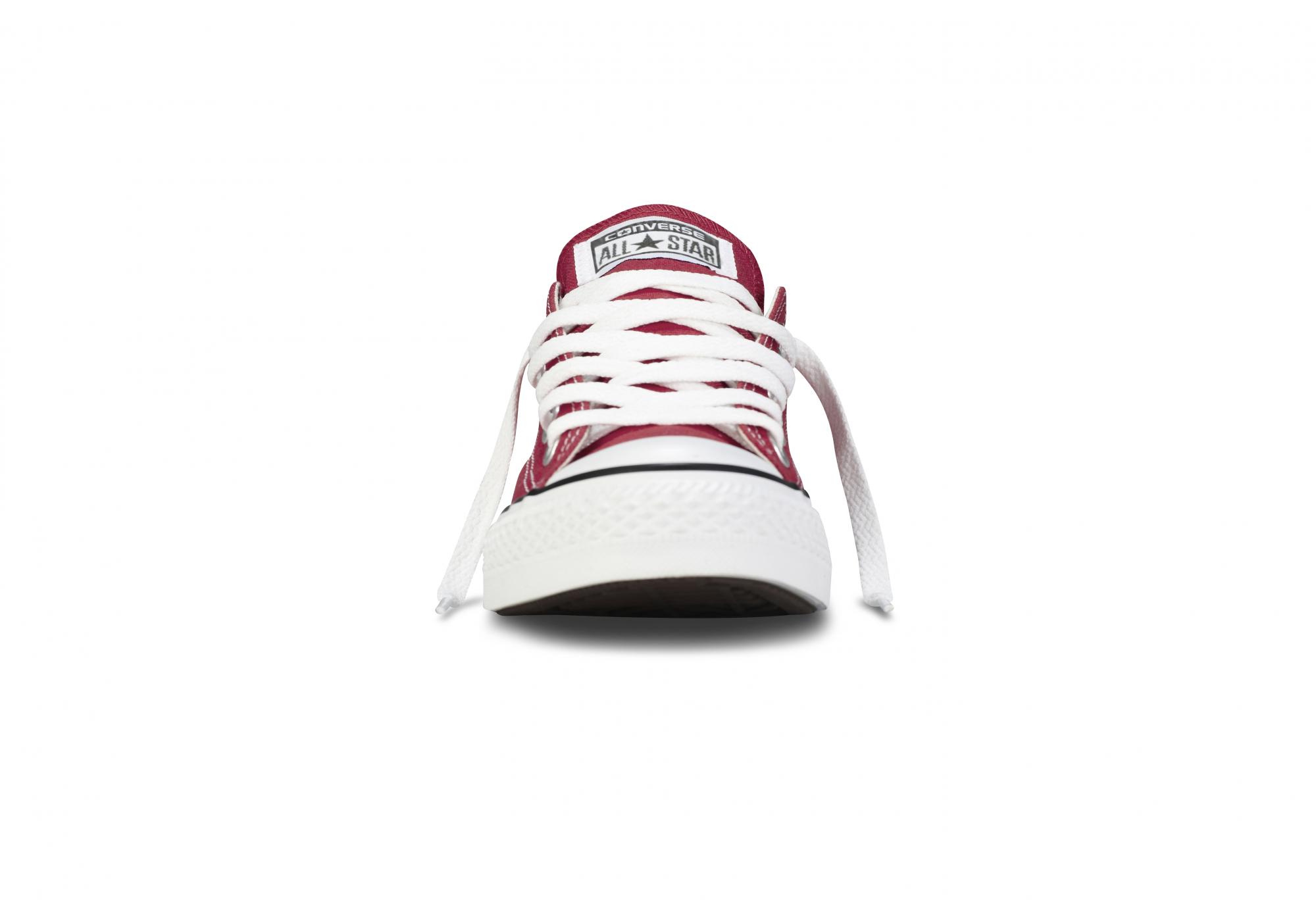červené Converse Chuck Taylor All Star Ox -  b6a0e1f9246
