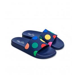 Pantofle Happy Socks - Pool Slider