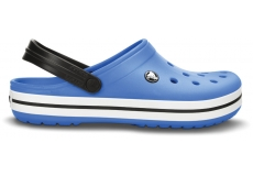 Crocband Varsity Blue/Black M4/W6