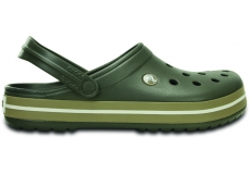 Crocband-Dusty Olive/Khaki M8/W10