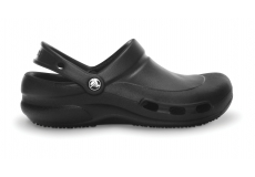 Crocs Work Bistro Vent Clog-Black M5/W7