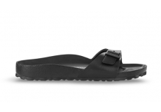 Černé pantofle Birkenstock Madrid Eva
