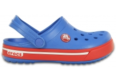 Crocband II.5 Clog Kids Varsity Blue/Red C4/5