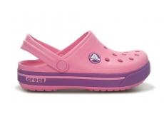 Crocband II.5 Clog Kids Pink Lemonade/Dahlia C4/5