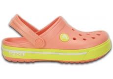 Crocband II.5 Clog Kids Melon/Chartreuse C4/5