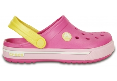 Crocband II.5 Clog Kids - Party Pink/Ballerina Pink C6C7