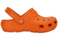 Hilo Clog Kids Orange C4