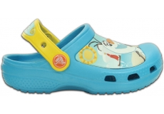 CC Olaf Clog-Electric Blue C6/C7
