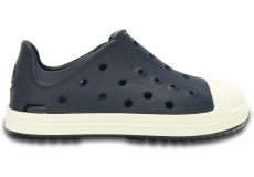 Crocs Bump It Shoe Kids - Navy/Oyster C6