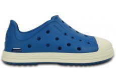 Crocs Bump It Shoe Kids - Ultramarine/Oyster C6
