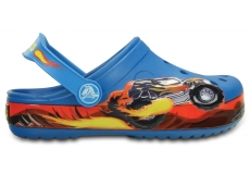 Crocband Monster Truck Clog Kids - Ultramarine C6C7