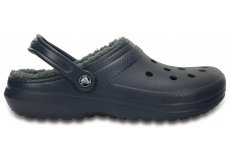 Classic Lined Clog Navy/Char M4/W6