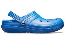 Classic Fuzz Lined Clog - Blue Jean/Blue Jean M4W6