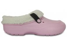 Classic Blitzen II Clog - Ballerina Pink/Oatmeal M4/W6