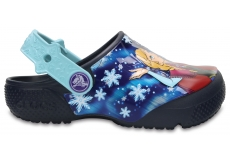 CrocsFunLab Frozen - Navy C6