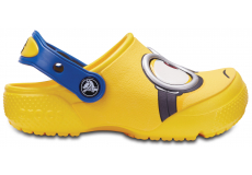 CrocsFunLab Minions Clog Yellow C7