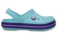 Crocband Clog K - Ice Blue C7