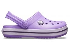 Crocband Clog K - Purple C10