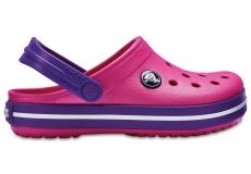 Crocband Clog K Paradise Pink/Amethyst C7