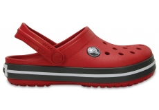 Crocband Clog K - Pepper/Graphite C7