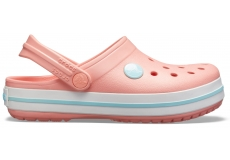 Crocband Clog K Melon/Ice Blue C10