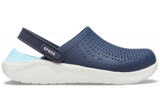 LiteRide Clog Navy/Almost White M10W12