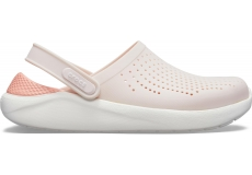 LiteRide Clog Barely Pink/White M4W6