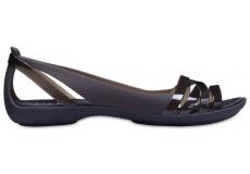 Isabella Huarache 2 Flat W Black/Black W5