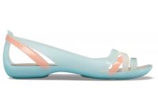 Isabella Huarache 2 Flat W Ice Blue/Platinum