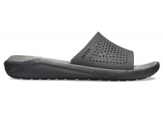 LiteRide Slides - Black/Slate Grey M10W12