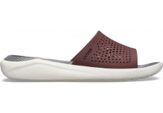 LiteRide Slide Burgundy/White M10W12
