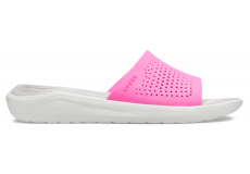 LiteRide Slide Electric Pink/Almost White M4W6